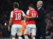 """Bóng đá - Arsenal hơn nửa mùa phập phù, Wenger vẫn mơ """"ăn ba"""""""