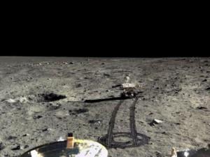 Thế giới - Ảnh cận cảnh Mặt Trăng nét chưa từng thấy