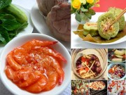 Ẩm thực - Những món ăn ngon có trong mâm cỗ Tết miền Trung