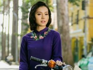Phương Trinh Jolie lạ lẫm với hình ảnh quý cô Sài Gòn xưa