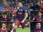 """Bóng đá - """"Số 9"""" ở Barca: Suarez còn """"đỉnh"""" hơn Eto'o"""