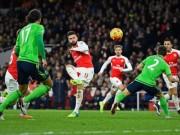 """Bóng đá - Arsenal – Southampton: """"Ma ám"""" khung thành"""