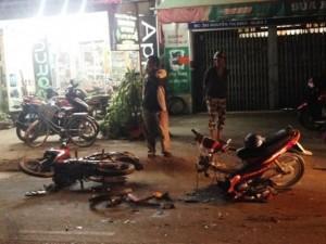 Tin tức trong ngày - Truy tìm ô tô trong vụ tai nạn chết người ở Sài Gòn