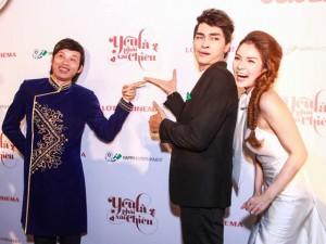 Phim - Sức khỏe kém, Hoài Linh vẫn hết mình với đồng nghiệp