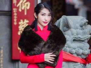 Đời sống Showbiz - Nhan sắc khác lạ của Khổng Tú Quỳnh sau 1 năm tái xuất