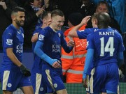 Bóng đá - Leicester ngạo nghễ mơ vô địch Premier League