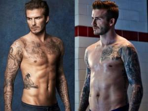 Đời sống Showbiz - David Beckham: 'Đẹp trai quá cũng mệt'