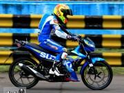 """Ô tô - Xe máy - Suzuki Raider 150 Fi 2016 lộ """"ảnh nóng"""" trước ngày ra mắt"""