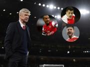"""Bóng đá - Arsenal: Nguy cơ """"buông súng"""" vì... pháo xịt"""