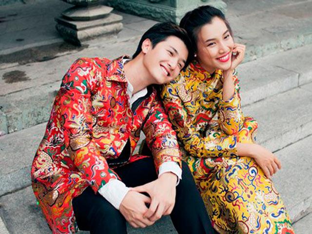 NTK Hùng Việt hoài niệm với áo dài ngày xuân của Hà Nội - 9