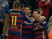 Bóng đá - Barca - Valencia: Hủy diệt với 1 poker, 1 hat-trick