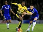 Bóng đá - Watford - Chelsea: Hàng công không sắc sảo