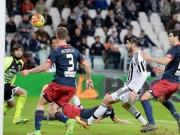 """Bóng đá - Juventus - Genoa: """"Đốt"""" lưới nhà và thất bại"""