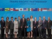 Tin tức trong ngày - Việt Nam chính thức ký kết Hiệp định TPP
