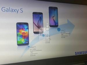 Dế sắp ra lò - Lộ thông tin cấu hình Samsung Galaxy S7
