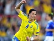 """Bóng đá - """"Ibra nữ"""" Thụy Điển và những tâm sự ít ai biết"""