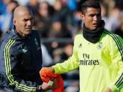 Bóng đá - Phối hợp trong mơ: Zidane kiến tạo Ronaldo ghi bàn