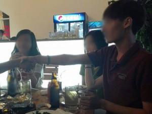Tin tức trong ngày - Kiều nữ nhậu thuê: Nghề mới ở Sài thành
