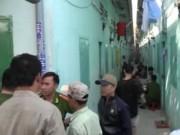Video An ninh - Đưa vợ đi làm về, chồng chết cháy trong phòng trọ