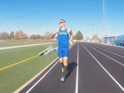 Thể thao - Kỷ lục lạ: Chạy giật lùi nhanh nhất hành tinh
