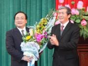 Tin tức trong ngày - Ông Hoàng Trung Hải nhậm chức Bí thư Hà Nội