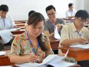 Giáo dục - du học - Có nên tổ chức 2 cụm thi tại mỗi tỉnh?