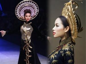5 bộ cánh, phụ kiện dát vàng hot nhất năm của sao Việt