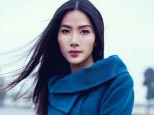 Người mẫu Hoàng Thùy: 'Đam mê giúp tôi đứng dậy'