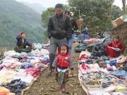 Tin tức trong ngày - Chợ phiên độc đáo dọc sông Ðà