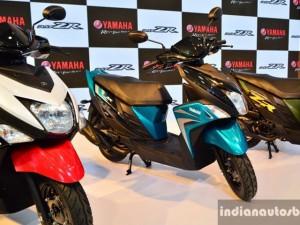 Ô tô - Xe máy - Yamaha tung Cygnus Ray-ZR cạnh tranh với Honda Lead