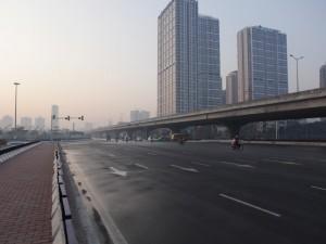 Tin tức trong ngày - Ảnh: Hà Nội thanh bình sáng 29 Tết