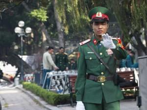 Tin tức trong ngày - HN: Trận địa pháo hoa được bảo vệ nghiêm ngặt trước giờ G