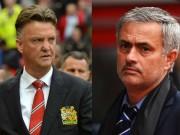 Bóng đá - Mourinho bị đồn đến MU, Van Gaal khó chịu ra mặt