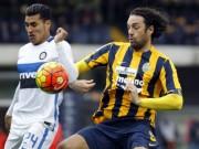 Bóng đá - Hellas Verona - Inter Milan: Nghẹt thở và điên rồ