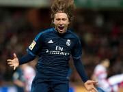 """Bóng đá - Modric - Người gieo sự sống cho """"Zidane Madrid"""""""
