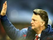 Bóng đá - Van Gaal chỉ ra đi nếu MU mất vé dự cúp C1