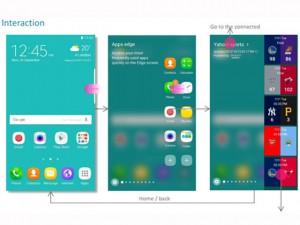 Dế sắp ra lò - Galaxy S7 Edge sẽ bổ sung nhiều tính năng ở cạnh màn hình