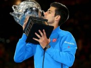 Thể thao - BXH tennis 8/2: Thế độc tôn của Djokovic