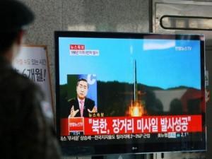 Thế giới - Mỹ xác nhận Triều Tiên phóng thành công vệ tinh lên quỹ đạo