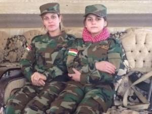 Thế giới - Nô lệ tình dục IS lập đội quân trả thù khủng bố