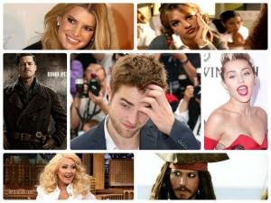 Đời sống Showbiz - Những thói quen kỳ quặc ít biết của sao Hollywood