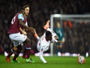 """Bóng đá - West Ham - Liverpool: Bàn thắng """"tử thần"""""""