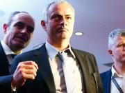 Bóng đá - Mourinho xác nhận dẫn dắt M.U từ hè 2016