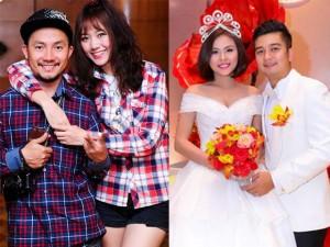 Showbiz Việt đầu năm 2016: Người hạnh phúc, kẻ tan vỡ
