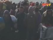 Video An ninh - Số người tị nạn tới châu Âu được dự báo tiếp tục tăng