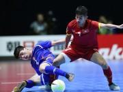 Bóng đá - ĐT futsal Việt Nam thắng kịch tính Đài Loan (Trung Quốc)