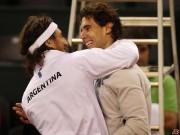 Tennis - Nadal – Monaco: Vẫn đáng lo (V2 Buenos Aires)
