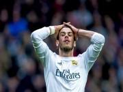"""Bóng đá Tây Ban Nha - Gareth Bale: """"Cục nợ"""" trên giường bệnh của Real"""