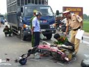 Tin tức trong ngày - Mùng 6 Tết, TNGT cướp đi sinh mạng 28 người