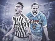 Bóng đá - Juventus  - Napoli: Soán ngôi đầu ngoạn mục